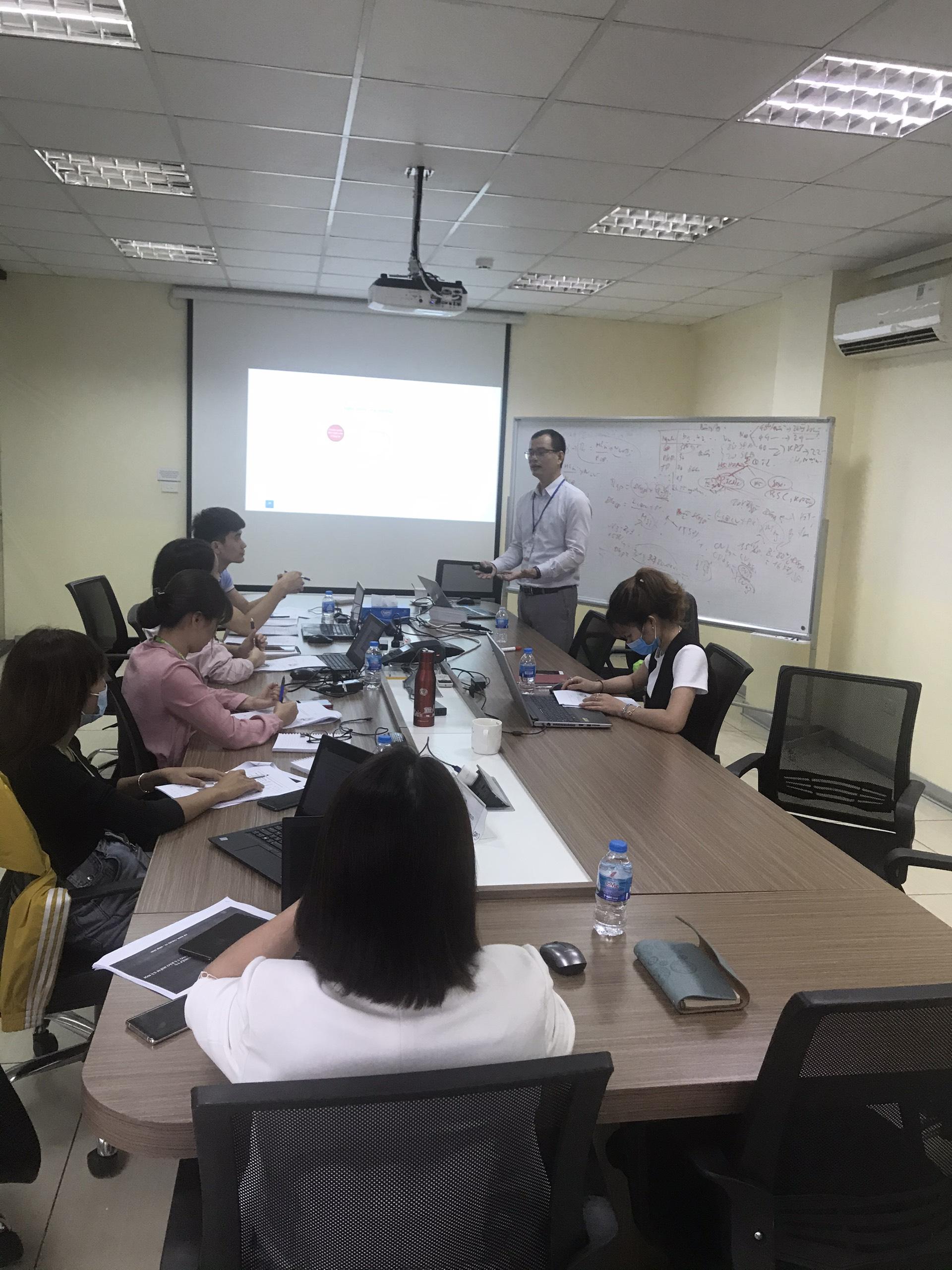 Đào tạo, tư vấn nghiệp vụ quản lý lao động, tiền lương và bảo hiểm cho công ty TNHH Pin GP Việt Nam